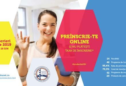(P)Psihologie, Drept, Informatica sunt domeniile preferate de viitorii studenti ai Universitatii Spiru Haret
