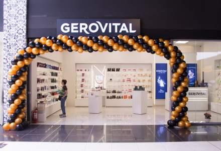 Farmec a deschis primul magazin Gerovital in sistem de franciza la Bacau. Cum devii partener si ce avantaje ofera compania?