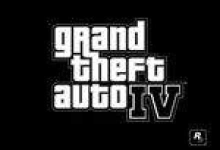 Vanzari de 500 mil. dolari in prima saptamana pentru GTA 4