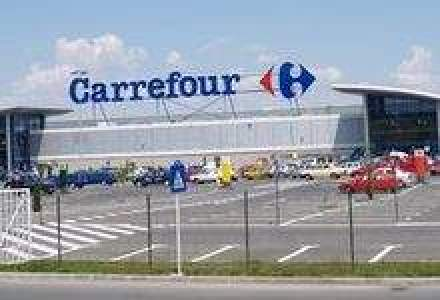 Carrefour Romania si-ar putea dubla cota de piata in 2013