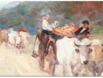 O pictura de Grigorescu,...