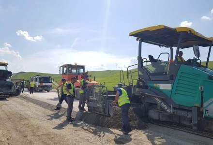 Constructorul Aktor: Inca un segment al autostrazii A10 Sebes - Turda va fi deschis traficului rutier la finalul acestui an