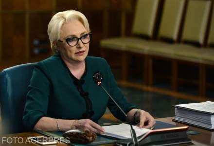 Viorica Dancila spune ca nu va fi amanat congresul PSD: Un partid serios isi respecta deciziile