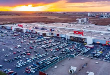 Catinvest a finalizat prima faza a extinderii TOM Constanta, printr-o investitie de 3 mil. euro