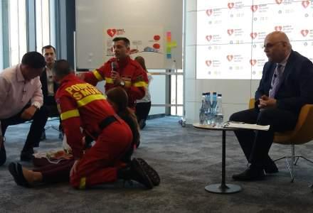DSU in parteneriat cu Lidl Romania si Fundatia pentru SMURD doteaza spatiile publice din tara cu 375 de defibrilatoare
