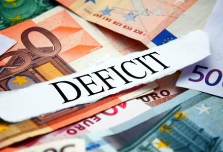 Deficitul extern al Romaniei la 4 luni, cu 40% mai mare decat in 2018