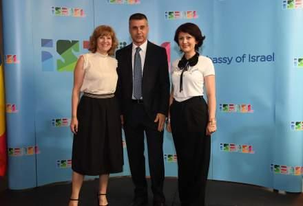 Ambasada Israelului in Romania a donat 50.000 de lei asociatiei Daruieste Viata, bani alocati initial pentru Ziua Nationala a tarii