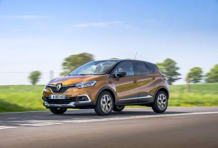 Renault ar putea lansa un nou SUV subcompact: noul model ar concura in acelasi segment cu Captur