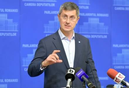 Dan Barna, despre motiunea de cenzura: E dificil de spus daca trece; mai trebuie 20 de voturi de la PSD, nu e usor