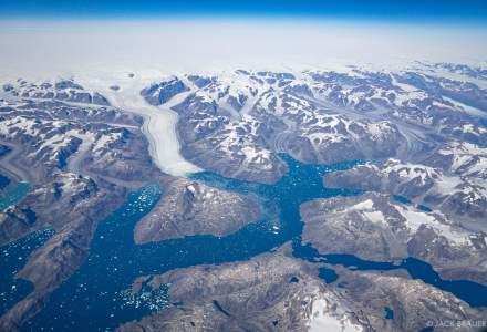 Catastrofa: 2 miliarde de tone de gheata s-au topit in Groenlanda
