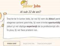 JuniorJobs.ro, site-ul prin...