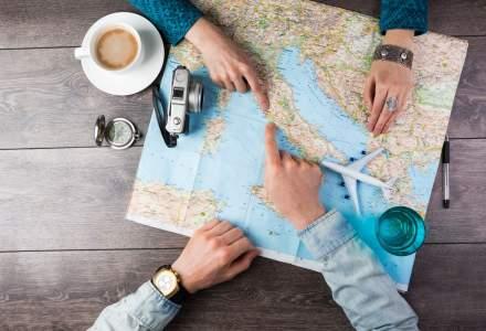 Studiu: Biletele de avion, cele mai cerute produse ale agentiilor de turism online