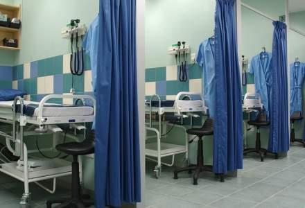 Sefa achizitiilor de la Spitalul Judetean Ilfov a cumparat paturi de la firma iubitului ei , infiintata cu nici o luna inainte de contract