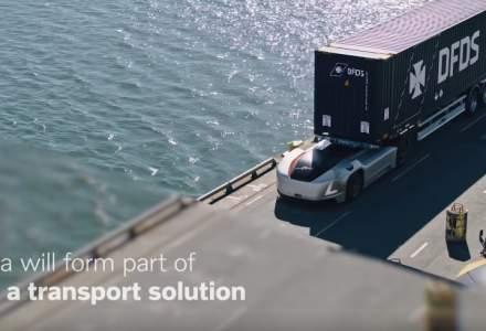 Volvo Trucks a lansat in Suedia primele transporturi de marfa cu vehicule autonome - VIDEO