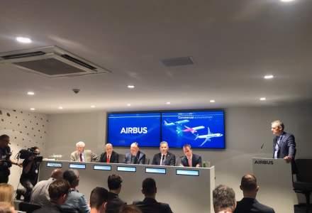 Wizz Air comanda 20 de aeronave Airbus A321XLR