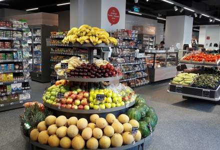 Auchan Romania a deschis un nou magazin MyAuchan, in Capitala