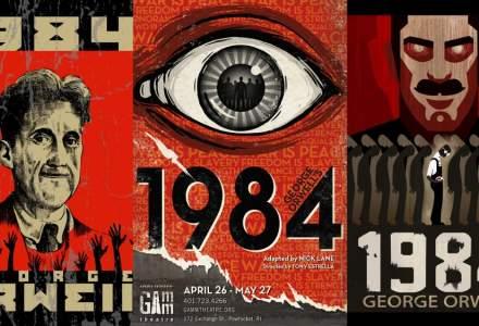 """Cum s-ar numi Ministerele din Romania daca am fi in """"1984"""""""