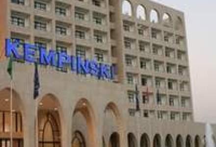 Nemtii de la Kempinski isi reafirma interesul pentru piata romaneasca