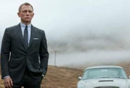 """""""007: Coordonata Skyfall"""" este cel mai profitabil film Bond, cu incasari de 1 miliard de dolari"""