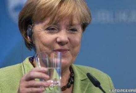 """Merkel, la cumpana dintre ani: Ne asteapta un 2013 """"mai dificil"""""""