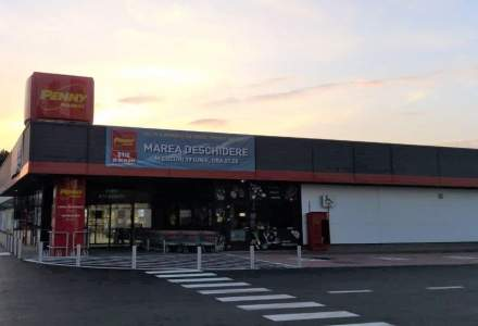 Rewe Romania a deschis un nou magazin Penny