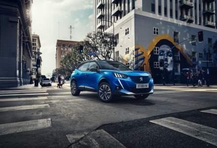 Peugeot aduce in gama un SUV electric pana la finalul anului - noul 2008