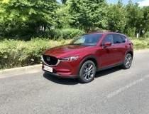 Test drive cu o Mazda de...