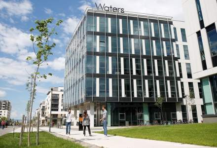 Ceetrus a finalizat a treia faza de lucrari la proiectul de spatii de birouri Coresi Business Campus din Brasov