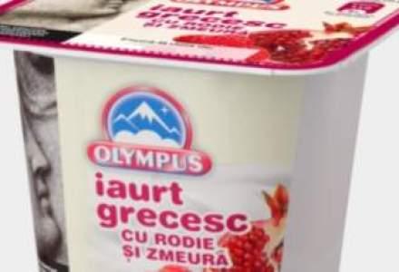 Producatorul de lactate Olympus tinteste afaceri mai mari cu 20% in acest an