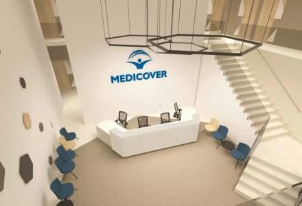 Cum arata cea mai noua clinica Medicover Romania din cladirea The Bridge, deschisa in urma unei investitii de un milion de euro