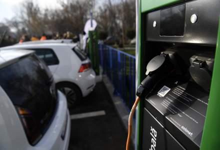 AFM va finanta 90% din infrastructura statiilor de incarcare pentru masini electrice, realizate de operatorii economici
