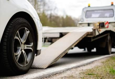 Primaria Capitalei a aprobat ridicarea masinilor parcate neregulamentar in Bucuresti