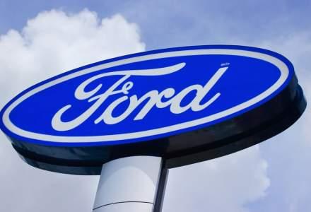 Ford va concedia 20% din forta de munca din Europa