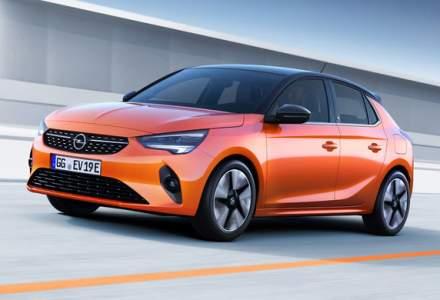 Opel Corsa-e porneste de la 29.600 de euro pe piata din Romania