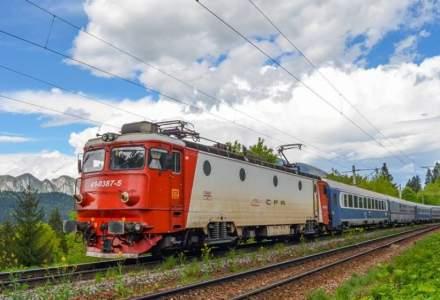 Aproape 500 de restrictii de viteza pentru trenurile din Romania, care circula, in medie, cu 40 km/h