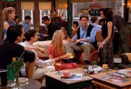 "Gigantul irladez Primark a deschis o replica a celebrei cafenele Central Perk din ""Friends"""
