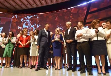Congres PSD: Viorica Dancila - presedinte al PSD, Eugen Teodorovici - presedinte executiv si Mihai Fifor - secretar general