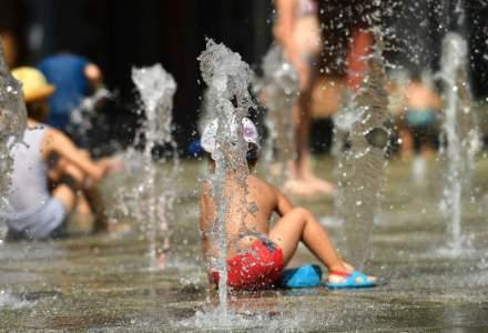 Canicula in majoritatea regiunilor tarii, pe 1 si 2 iulie. Temperaturile ajung si la 37 grade, iar vremea se racoreste abia din 3 iulie