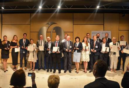 Grup Feroviar Roman - campion Emerging Europe Awards