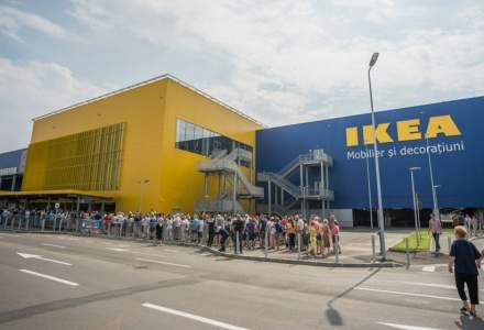 Peste 100.000 de vizitatori si 62.000 de hot dogs vanduti in prima saptamana de IKEA Pallady
