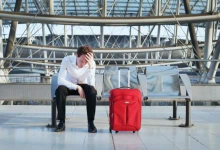 Se anunta o vara de haos pe aeroporturile din Romania. Aproape 600.000 de pasageri, afectati de intarzierea zborurilor
