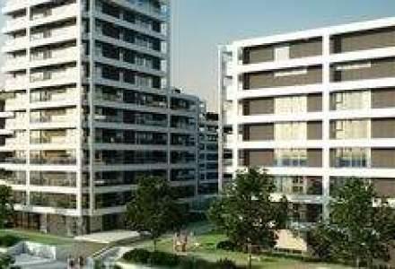 Proiectul saptamanii: Global City Residential, patru cladiri ce vor cuprinde 381 de unitati
