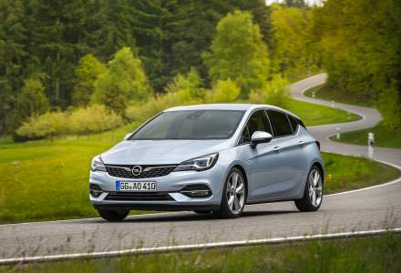 Opel a redus cu pana la 19% emisiile de CO2 ale modelului Astra