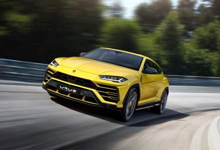 Lamborghini se asteapta la vanzari de peste 8.000 de unitati in 2019