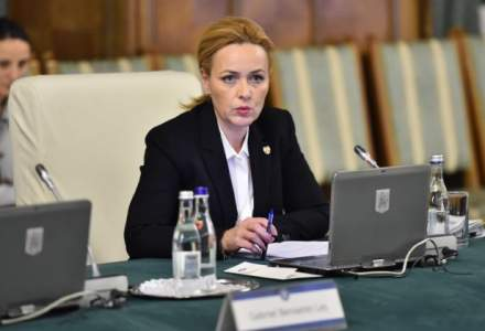 Zilele lui Carmen Dan la Ministerul de Interne ar putea fi numarate
