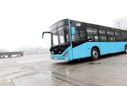STB infiinteaza o noua linie de autobuz care va circula pe ruta Institutul Oncologic - Platforma Pipera