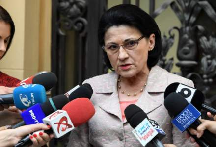 """Ecaterina Andronescu, nemultumita de rezultatul slab de la BAC, propune """"masuri mai severe"""""""