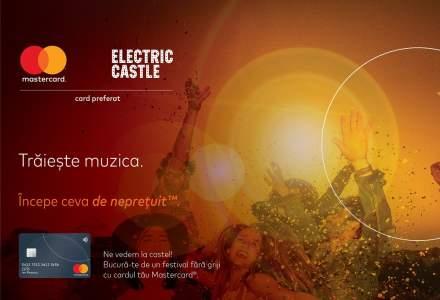 Mastercard lanseaza pentru festivalierii Electric Castle hubul senzorial Sensory Playground