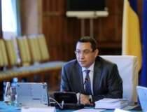 Ponta: Proiectul de buget va...
