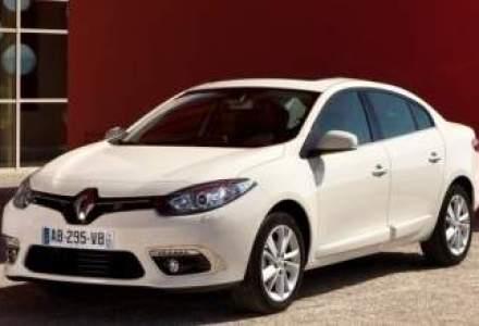 Renault Fluence facelift este disponibil in Romania